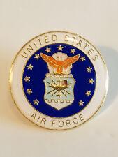 Air Force Usaf Lapel Hat Pin Usa Shipper New listing Air Force Lapel Hat Pin United States