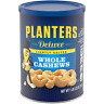 PLANTERS Deluxe Lightly Salted Whole Cashews, 18.25 oz. (1LB 2.25Oz ) Resealable