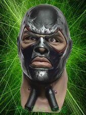 New Batman Arkham Deluxe Halloween Latex Bane Mask