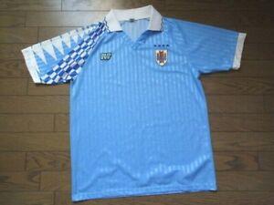 Uruguay Soccer Jersey Football Shirt 100% Original Men's O 1992