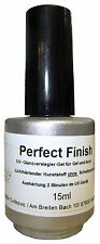 Perfect finish 15ml, UV-glanzversiegler per gel e acrilico senza schwitzschicht Top