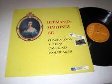 HERMANOS MARTINEZ GIL Chacha Linda Y Otra Canciones RCA NM- Mexico Pressing