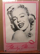 vintage Marilyn Monroe 1987 Poster original poster 2391