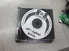 HP 8114A Programming Reference & User Guide 08114-91012 CD 7802C