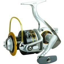 2 NEW OKUMA SAFINA PRO 50 FISHING SPINNING REELS