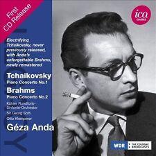 Geza Anda, New Music