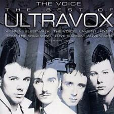 ULTRAVOX  / THE VOICE : THE BEST OF ULTRAVOX * NEW & SEALED CD * NEU *