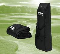 IZZO GOLF, Padded Golf Bag Travel and Flight Cover,