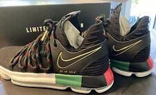 Nike Zoom KD10 LMTD, Neu 42,5 Us 9 BHM Limited Edition