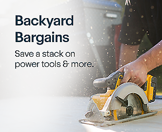Backyard Bargains