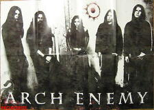 ARCH ENEMY POSTER DEAD EYES SEE NO FUTURE