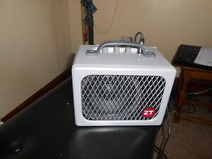 ZT Lunchbox Junior  amp / speaker. 12v.supply option.