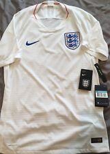 England Vapor Player Issue World Cup 2018 Home Shirt Men's Medium 100% Genuine