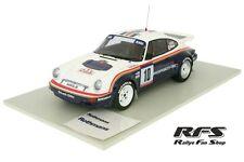 PORSCHE 911 SC RS-Béguin/Lenne-Rally Tour de Corse 1985 - 1:18