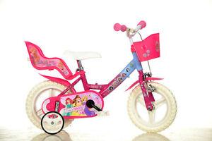 12 Zoll Kinderfahrrad Princess Original Lizenz Kinderrad Fahrrad Prinzessin