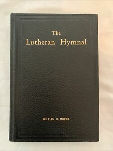 1941 The Lutheran Hymnal