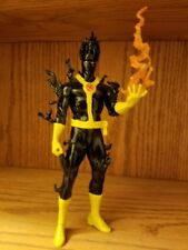 "Custom 7"" Sunspot  marvel legends figure X-Men new mutants"