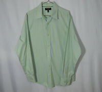 Banana Republic Long Sleeve Casual Oxford Dress Shirt Size Large Mens Clothing