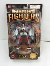 2003 Jagun Fighters Giden Bandai PVC Figure  Rare #12147 Vintage