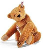 Rare NEW Steiff LTD ED Mohair Acrobat Somersault Teddy Bear Fully Jointed 037436