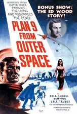 Plan 9 from Outer Space 1959 Horror Movie Film PC Mac iPhone iPad INSTANT WATCH