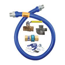 """Dormont 1650Kit36 Blue Hose™ Movable 36"""" Gas Connector Kit"""