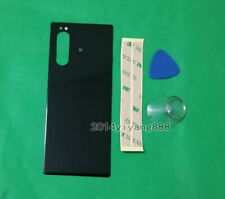 Replacement For Sony Xperia 5 J9210 Black Battery Back Glass Housing Cover