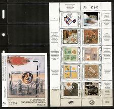 COLUMBUS, DISCOVERY OF AMERICA, ART ON VENEZUELA 1992 Scott 1469-1470, MNH
