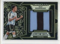 2019-20 Maxi Rodriguez 08/10 Patch Panini Obsidian Volcanic Material