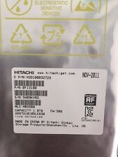 "*New* Hitachi HDS721010DLE630 (0F13180) 1TB, 7200RPM, 3.5"" Internal Hard Drive"