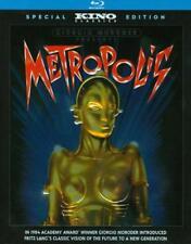 METROPOLIS - SPECIAL EDITION NEW BLU-RAY