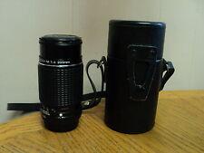 SMC Pentex M  1:4 200mm From Asahi Opt. Co.  Japan
