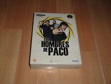 LOS HOMBRES DE PACO QUINTA TEMPORADA 1ª PARTE EN DVD USADA EN BUEN ESTADO