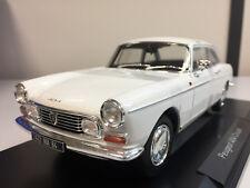 Norev Peugeot 404 Coupé 1967 blanc 1/18 184831 4