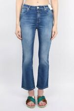 CLOSED Denim High Waisted Slim Fit Blue Wash Size 28 Jean New w/ Tags