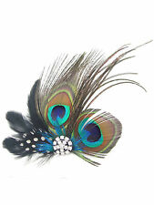 Women's Feather Hair Clips