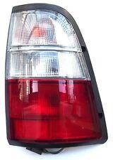 Isuzu SL-tasa de fertilidad total Vauxhall Brava Pickup -97 Cola Luces y Lámpara Blanco esquina derecha