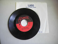 MIKE and THE MECHANICS you are the one/all i need is a miracle ATLANTIC  45