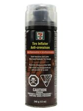 (6-Pack) 7-Eleven, Inc.Tire Inflator Anti-Crevaison - Seals Punctures and Leaks