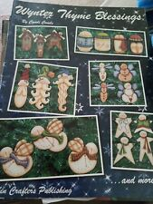 Decorative Tole Painting Pattern Book Wynter Thyme Blessings