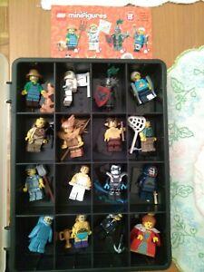 LEGO MINIFIGURES SERIE 15 COMPLETA