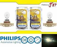 Philips Standard PS24W 5202 12086 24W Two Bulbs Fog Light Replacement Lamp OE