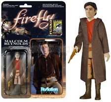 FIREFLY MALCOLM REYNOLDS Funko ReAction 2014 San Diego Convention Exclusive SDCC