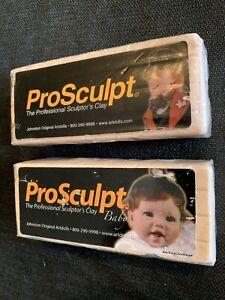 ProSculpt professional sculpter's clay