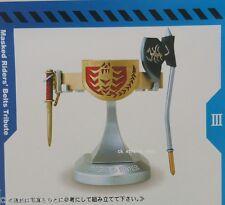 Masked Kamen Rider Doktor G Henshin Belt Tribute III 1/6 Driver V3 Riderman