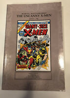 Marvel Mastreworks The Uncanny Xmen 1975-76 Tpb GiantSize 1 Issue #94-102 Reprnt