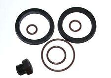 GM 2001-2010 Duramax Fuel Filte Head Deluxe O-Ring Rebuild Kit w/ Drain Plug