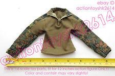 1/6 Scale DAMTOYS 78037 KSK ASSAULTER - combat shirt (Flecktarn)