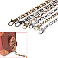 New Metal Purse Chain Strap Handle Shoulder Crossbody Bag Handbag Replacement JH