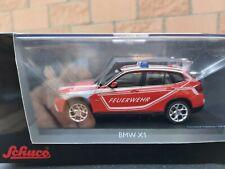 BMW  X1 E84 escala 1/43 SCHUCO
